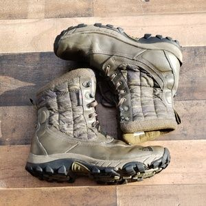 The North Face Boot Men's Army Green Sz 8